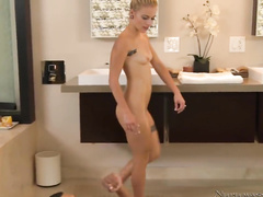 Sex after the shower