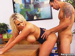 Alanah Rae and Marco Rivera fuck very well